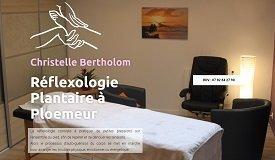 Christelle Bertholom - Réflexologie Plantaire