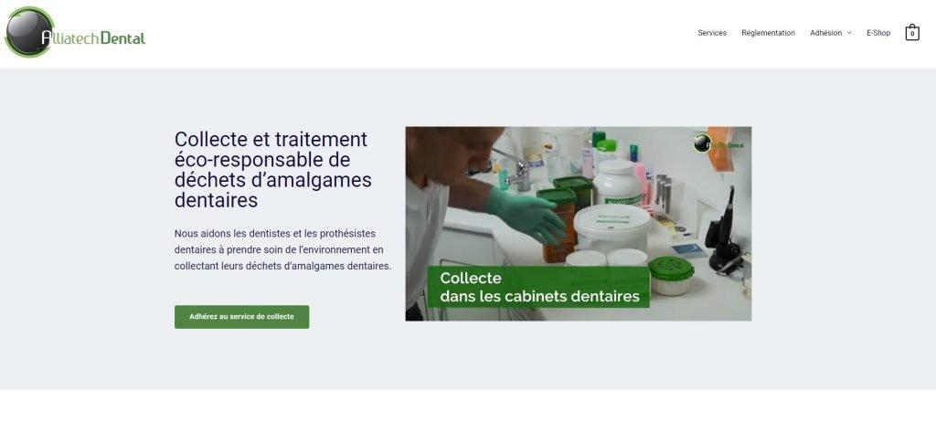Alliatech Dental - Recyclage