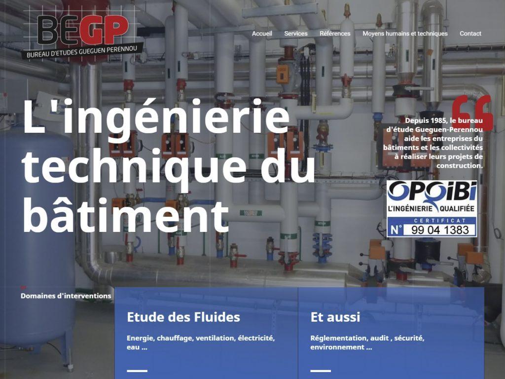 Gueguen Perennou - Bureau d'études
